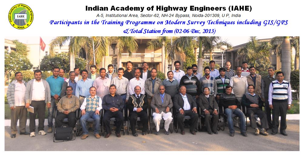 Image result for Indian Academy of Highway Engineers (IAHE)